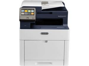Xerox WorkCentre 6515/DNM Duplex Multifunction Color Laser Printer, Up To 30ppm, 2-Sided Print, USB/Ethernet, Metered