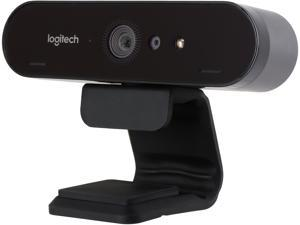 Logitech BRIO - 4K Ultra HD Pro Business Webcam (960-001105)