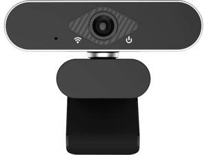 NOV8Tech Full HD 1080p Web Camera USB with Built-in Microphone, Plug & Play Desktop PC & Laptop USB Webcam for Windows & Mac