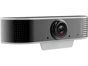 Full HD Webcam 1080P Webcam with Microphone for Laptop or Desktop