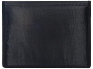 "Anglers Diploma and Certificate Holder Part# 204, 12"" x 9"" Sheet Size - 2 Internal Pocket(s) - Polypropylene - Black - 12.96 oz - 1 Each"