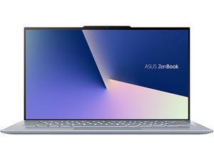 ASUS ZenBook S13 UX392FN-XS77 13.9 inch Intel Core i7-8565U 1.8GHz/ 16GB LPDDR3/ 512GB SSD/ USB3.1/ Windows 10 Pro Ultrabook (Premium Galaxy Aluminum Blue)