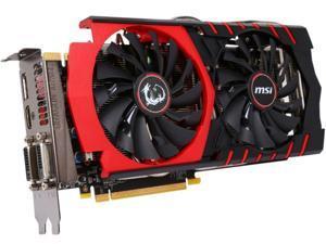 MSI GeForce GTX 970 GAMING 4G 4GB Video Graphics Card