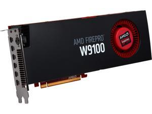 AMD FirePro W9100 100-505977 16GB 512-bit GDDR5 PCI Express 3.0 x16 CrossFire Supported Workstation Video Card