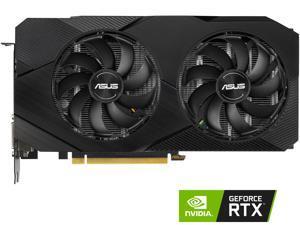 ASUS GeForce RTX 2060 DUAL EVO 6 GB GDDR6 Graphics Card (DUAL-RTX2060-6G-EVO)