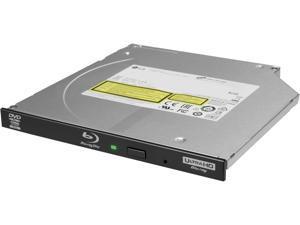 LG BU40N Blu-ray Writer - BD-R/RE Support - 24x CD Read/24x CD Write/16x CD Rewrite - 6x BD Read/6x