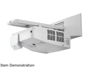 NEC NP-UM351W-WK WUXGA Widescreen Ultra-Short Throw Projector 3500 lumens with Wall Mount
