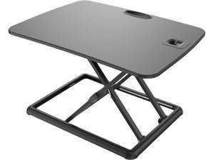 TygerClaw TYDS13027BLK Height Adjustable Standing Desk