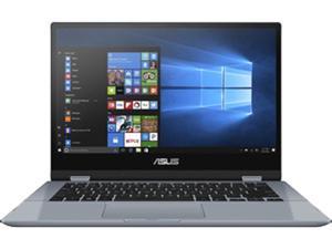 "ASUS VivoBook Flip 14 TP412FA-C3MS1-CA Intel Core i3 10th Gen 10110U (2.10 GHz) 4 GB Memory 128 GB SSD 14"" Touchscreen 1920 x 1080 Intel UHD Graphics Convertible 2-in-1 Laptop Windows 10 Home 64-bit"