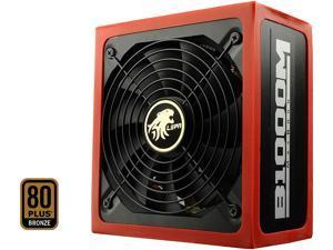 MaxBron 1000W 80+ Bronze Semi Modular Power Supply