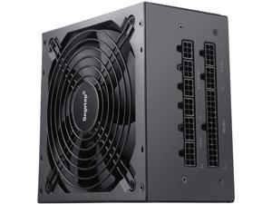Segotep 750W Fully Modular Power Supply 80 Plus Gold Certified ATX +12V PSU Gaming Power Supply with Silent 140mm Fan, 5 Year Warranty