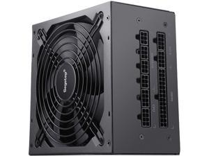 Segotep 650W Fully Modular Power Supply 80 Plus Gold Certified ATX +12V PSU Gaming Power Supply with Silent 140mm Fan, 5 Year Warranty