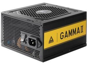 Montech Gamma ll 750W, 80+ Gold Certified PSU, LLC+DC to DC Technology, High Quality Components, 100% Japanese Capacitors, Silent Fan, High Performance, Full Flat Cables, 5 Years Warranty