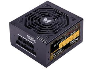 Super Flower Leadex III 550W 80+ Gold, 10 Years Warranty, Three-Way ECO Mode Fanless, Silent & Cooling Mode, FDB Fan, Full Modular Power Supply, Dual Over Power Protection, SF-550F14HG