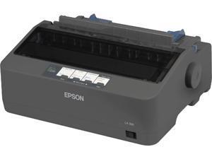 Epson C11CC24001 LX350 Dot Matrix Impact Form Printer