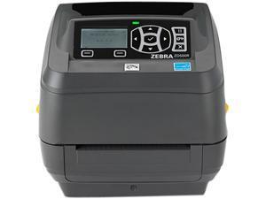 "Zebra ZD500R 4"" Desktop Thermal Transfer Label Printer, 300 dpi, USB, Serial, Centronics Parallel, Ethernet, RFID-UHF US/CA - ZD50043-T012R1FZ"