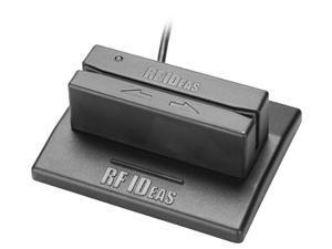 RF IDeas - MS3-00M1AKU - Rfideas, Pc Swipe, Rf Ideasd Reader, 82 Series, 3 Track Usb Reader
