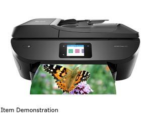 HP ENVY Photo 7855 AiO Printer Canada - French/English localization