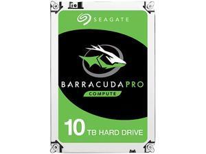"Seagate Barracuda Pro ST10000DM001 10TB 3.5"" SATA 7200rpm Internal Hard Drive"