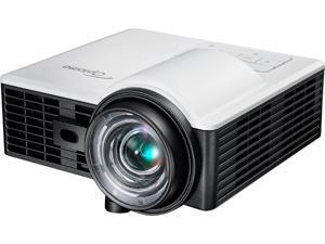 Optoma ML1050ST+ 1000 lumens WXGA Short Throw Pocket LED Projector
