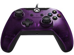 PDP 048-082-NA-PR Wired Controller For Xbox One & PC - Purple
