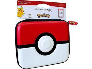 Pokemon PokeBall Edition Nintendo 3DS Universal System Carrying Case [PDP]