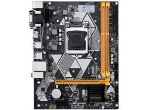 HUANANZHI B85 M-ATX Desktop Motherboard CPU 1150 Core i3 i5 i7 Socket 1150 DDR3 VGA+DVI+HDMI