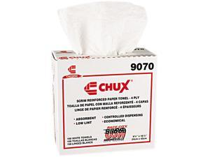 Chux General Purpose Wipers, 9 1/2 x 16 1/2, White