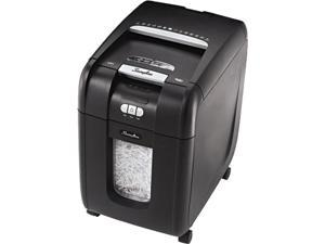 Stack-And-Shred 175X Hands Free Shredder, Super Cross-Cut, 175 Sheets,