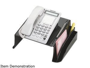 OFFICEMATE 22802 Phone Stand,Plastic,Black
