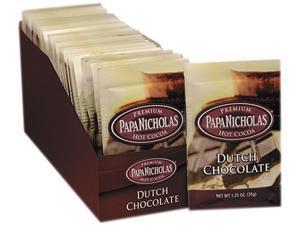 Premium Hot Cocoa, Dutch Chocolate, 24/Carton 79224