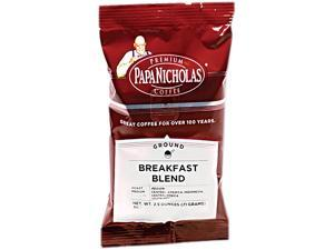 Papanicholas Coffee Premium Coffee Breakfast Blend 18/Carton 25184