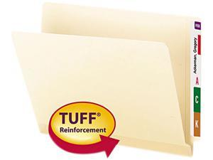 Smead End Tab TUFF® Laminated File Folder 24125 - 100 EA/BX