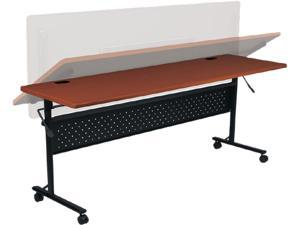 "Flipper Table, 60""x24""x29-1/2"", Cherry LLR60666"