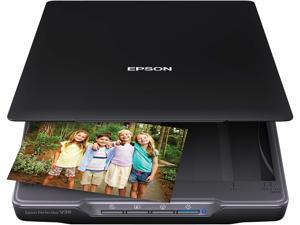 Epson Perfection V39 Color Photo and Document Scanner with Scan-to-Cloud and 4800 Optical Resolution