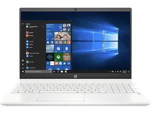 "HP Laptop Pavilion 15-cs3076nr Intel Core i7 10th Gen 1065G7 (1.30 GHz) 8 GB Memory 512 GB PCIe SSD Intel Iris Plus Graphics 15.6"" Touchscreen Windows 10 Home 64-bit"