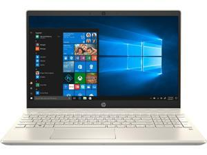 "HP Pavilion 15-cs3077nr 15.6"" Touchscreen Notebook - 1920 x 1080 - Core i7 i7-1065G7 - 8 GB RAM - 16 GB Optane Memory - 256 GB SSD - Warm Gold, Luminous Gold - Windows 10 Home 64-bit"