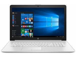 "2020 HP 17.3"" FHD Laptop Intel Core 10th gen i5-10210U (Beat i7-8665U) Processor, 1TB Hard Drive, 12GB Memory DVD Writer Backlit Keyboard, Webcam, Windows 10 Home - Silver"