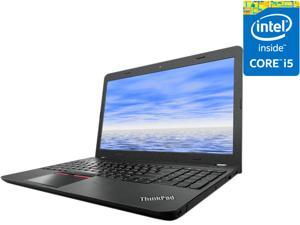 "ThinkPad Edge E550 (20DF0030US) Notebook Intel Corei5 5200U (2.20GHz) 4 GB Memory 500 GB HDD Intel HD Graphics 5500 15.6"" Windows 7 Pro 64-Bit downgrade rights in Windows 8.1 Pro 64-Bit"