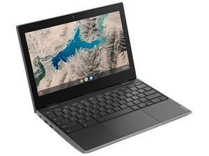 "Lenovo 100e Chromebook 2nd Gen 81QB0003CF 11.6"" Chromebook - 1366 x 768 - M8173C - 4 GB RAM - 32 GB Flash Memory"