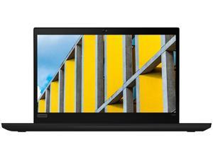 "Lenovo ThinkPad T490 20N20032CA 14"" Notebook - 1920 x 1080 - Core i5 i5-8265U - 8 GB RAM - 256 GB SSD - Glossy Black"