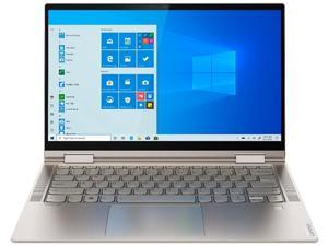 "Lenovo Yoga 14.0"" Full HD 2-in-1 Touchscreen Notebook, 10th Gen Intel Core i5-10210U, 8GB DDR4, 256GB SSD, Intel UHD Graphics, Wifi-AC, Bluetooth, USB, Fingerprint Reader, Windows 10 Pro"