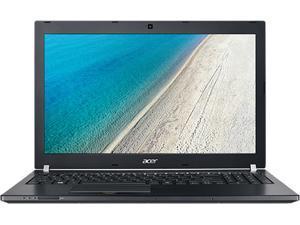 "Acer TravelMate P6 P658-M TMP658-M-58X3 15.6"" LCD Notebook - Intel Core i5 (6th Gen) i5-6200U Dual-core (2 Core) 2.30 GHz - 20 GB DDR4 SDRAM - 256 GB SSD - Windows 7 Professional 64-bit - 1366 x 7"