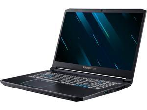 "Acer Predator Helios 300 PH317-53-77HB 17.3"" IPS Intel Core i7 9th Gen 9750H (2.60 GHz) NVIDIA GeForce GTX 1660 Ti 8 GB Memory 512 GB SSD Windows 10 Home 64-bit Gaming Laptop"