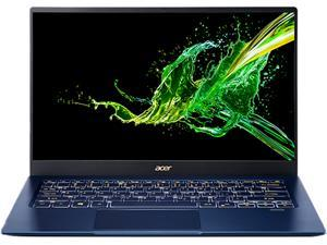 "Acer Swift 5 SF514-54T-75X5 14"" Touchscreen Notebook - 1920 x 1080 - Core i7 - 16 GB RAM - 512 GB SSD - Blue"