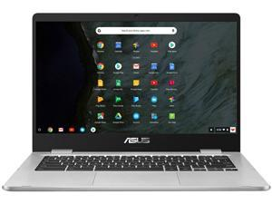 "ASUS Chromebook C423NA-WB04 Laptop Notebook 14"" HD Nano-Edge Display, Intel Processor, 4GB DDR4, 64GB eMMC, Chrome OS"
