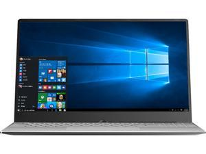 KUU-K1 15.6inch IPS Screen Metal Shell Laptop Intel Core i5-5257U Up to 3.1 GHz 8GB DDR3 RAM 256GB M.2 SSD Windows 10 Notebook Computer with Fingerprint Unlock and Backlit Keyboard