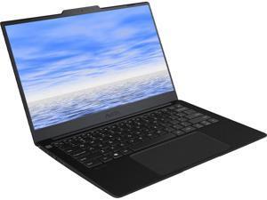 AVITA LIBER V 14 inch Laptop i5-10210U/8GB DDR4 Memory/512GB SSD with 3.7mm Ultra-narrow Bezel Fingerprint Unlock Black US Plug