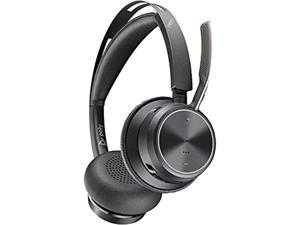 VOYAGER FOCUS 2 UC USB-A STEREO BLUETOOTH HEADSET