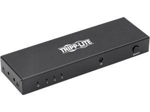 Tripp Lite 3-Port HDMI Switch for Video & Audio 4K x 2K UHD 60 Hz, Remote Control (B119-003-UHD)